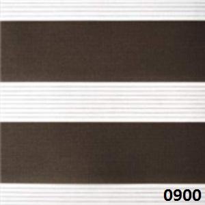 0900 tmavě hnědá